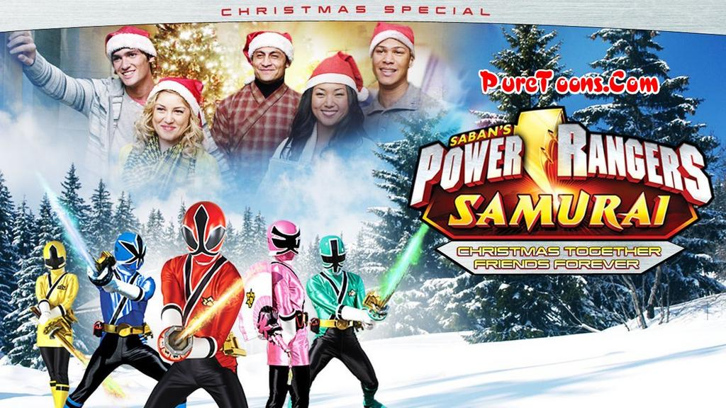 Power Rangers Samurai: Christmas Together, Friends Forever Hindi Dubbed Special Episode Free Download Mp4 & 3Gp