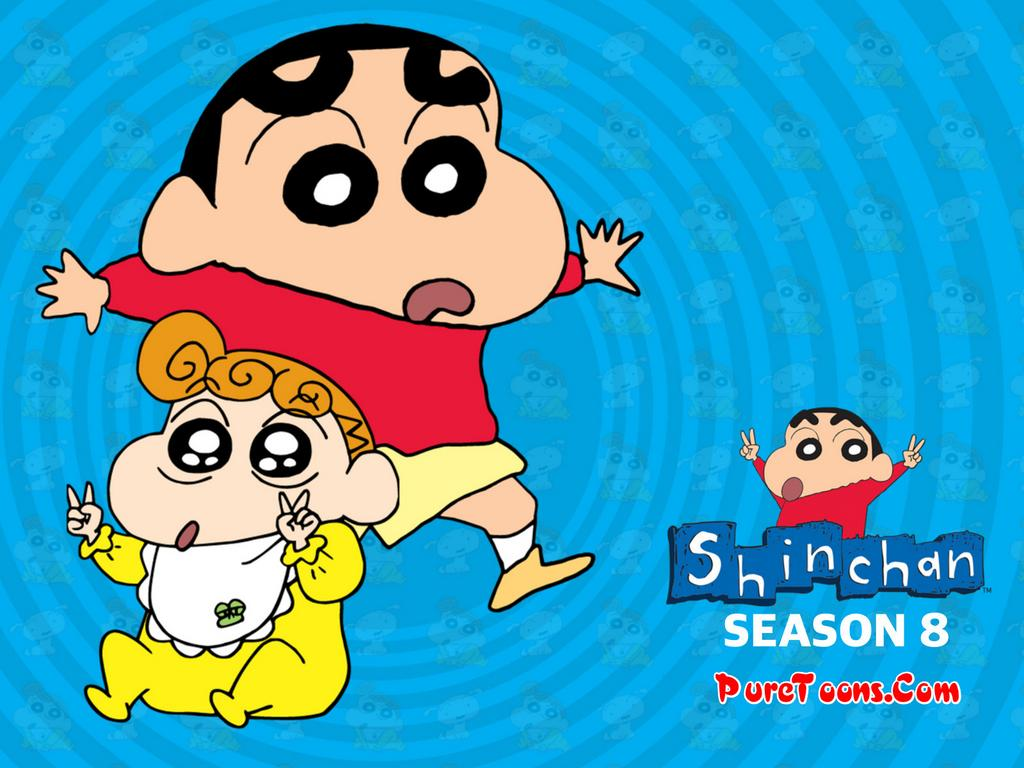 Shin Chan Season 8 in Hindi Dubbed ALL Episodes Free Download Mp4 & 3Gp
