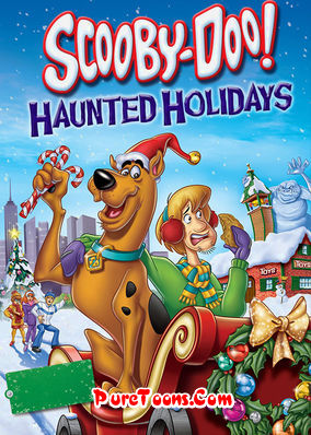 Scooby Doo Haunted Holidays in Hindi Dubbed Full Movie Free Download Mp4 & 3Gp