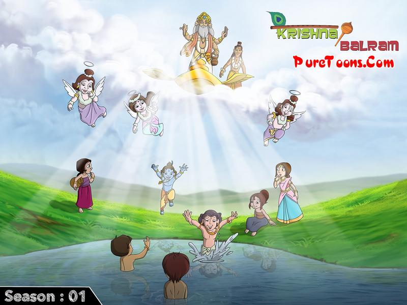 Krishna Balram Season 1 in Hindi ALL Episodes Free Download Mp4 & 3Gp