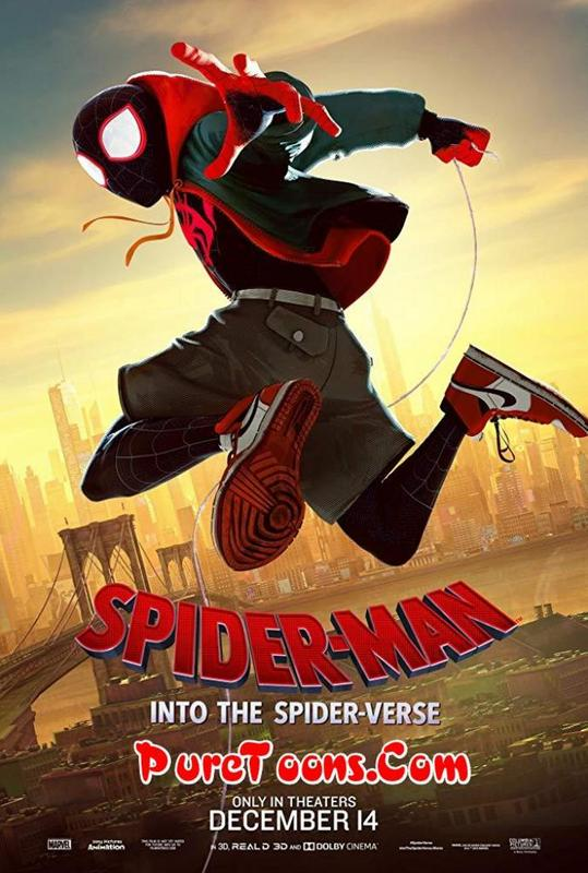 Spider-Man: Into the Spider-Verse (2018) in Hindi Dubbed Full Movie free Download Mp4 & 3Gp