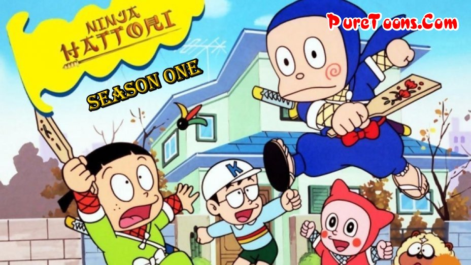 Ninja Hattori (1981) Season 1 in Hindi Dubbed ALL Episodes Free Download Mp4 & 3Gp