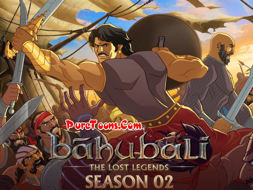 Baahubali: The Lost Legends Season 2 in Hindi ALL Episodes Free Download Mp4 & 3Gp