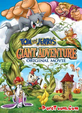 Tom and Jerry's Giant Adventure (English)  full Movie free Download Mp4 & 3Gp