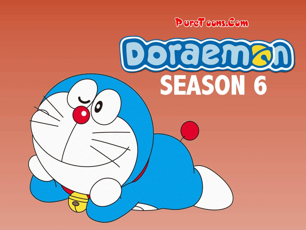 Doraemon (1979-2005) Season 6 in Hindi Dubbed ALL Episodes free Download Mp4 & 3Gp