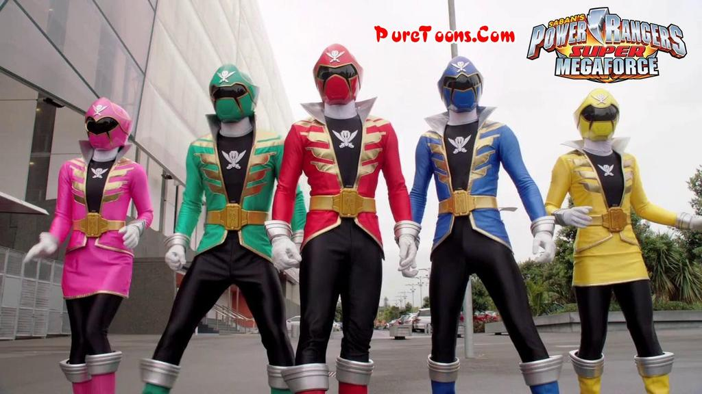 Power Rangers (Season 21) Super Megaforce in Hindi Dubbed ALL Episodes Free Download Mp4 & 3Gp