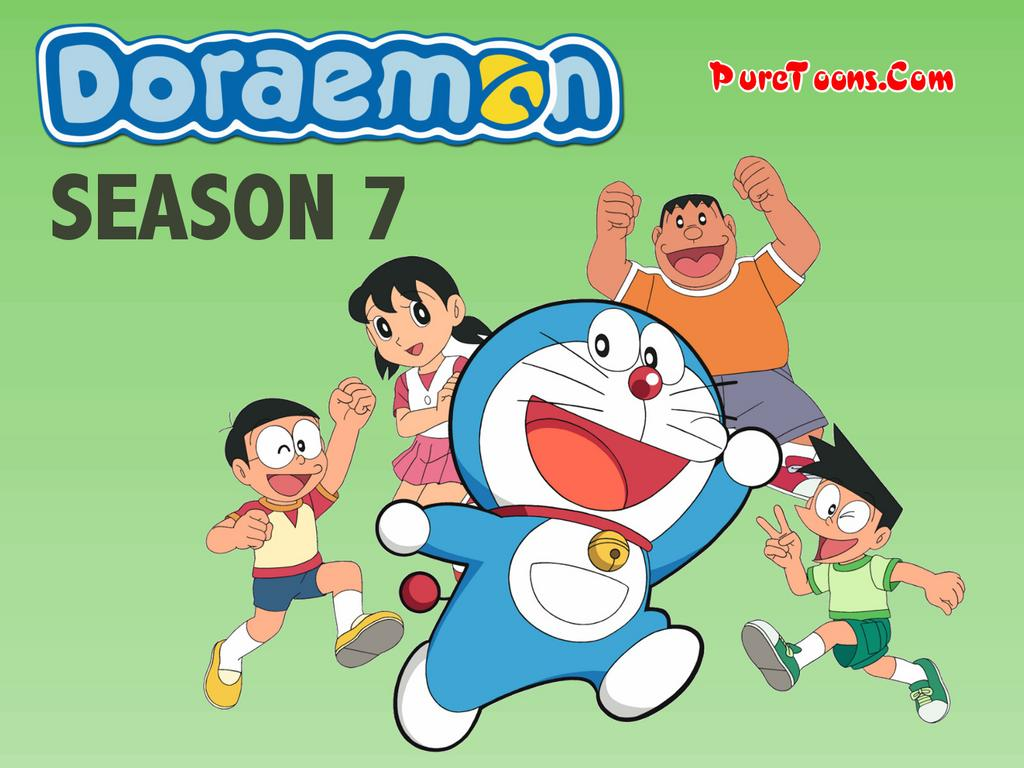 Doraemon (1979-2005) Season 7 in Hindi Dubbed ALL Episodes free Download Mp4 & 3Gp