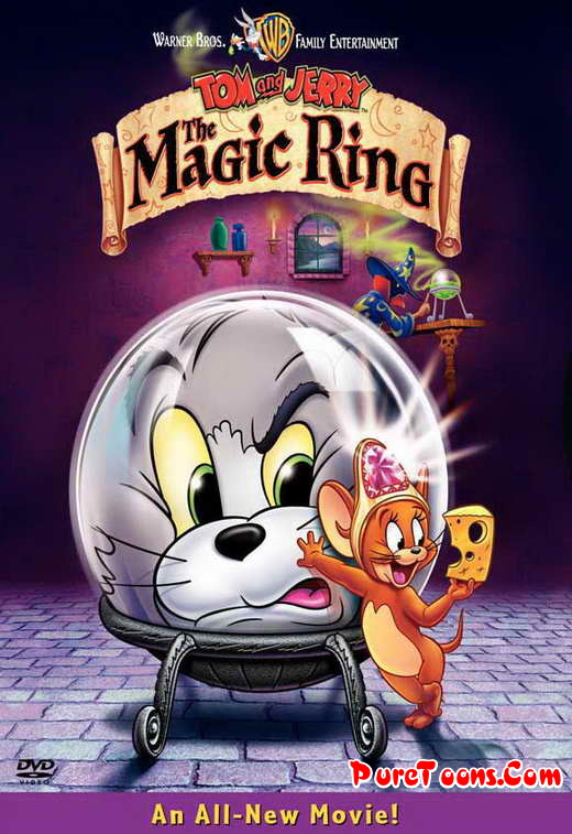 Tom and Jerry: The Magic Ring in Hindi Dubbed full Movie free Download Mp4 & 3Gp