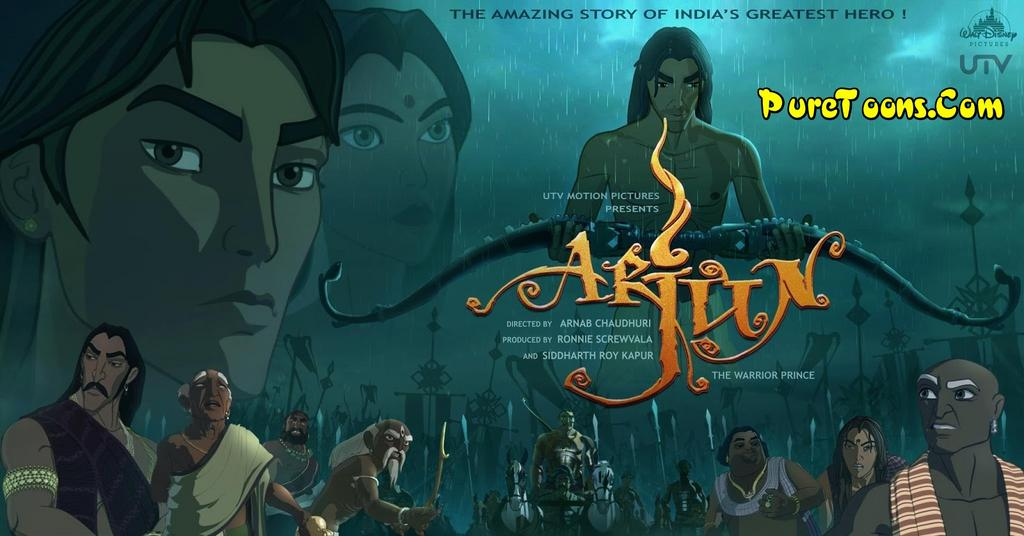 Arjun: The Warrior Prince (2012) in Hindi Full Movie Free Download 360p, 480p, HEVC 720p
