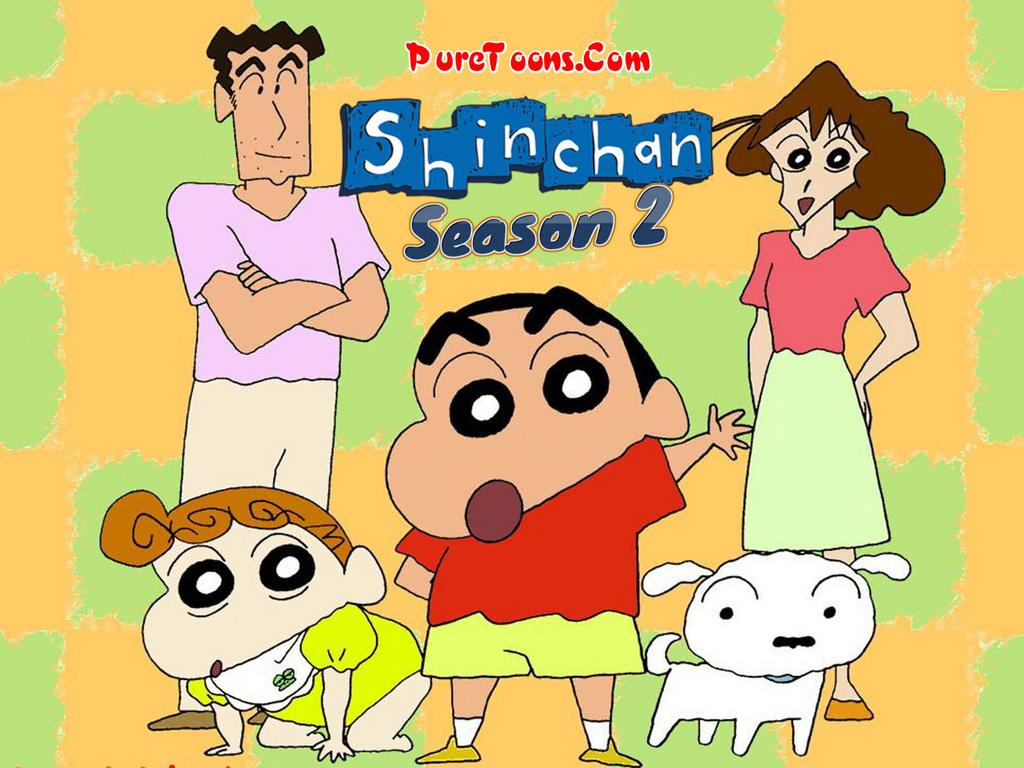 Shin Chan Season 2 in Hindi Dubbed ALL Episodes Free Download Mp4 & 3Gp