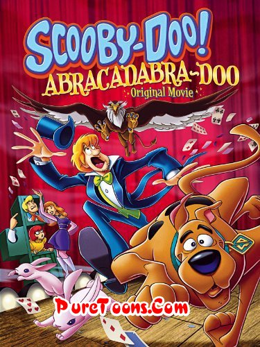 Scooby-Doo! Abracadabra Doo in Hindi Dubbed Full Movie Free Download Mp4 & 3Gp