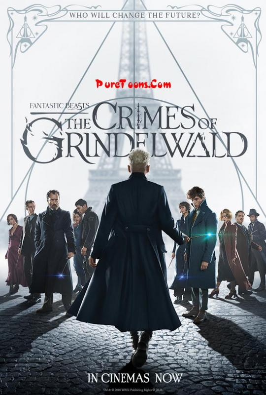 Fantastic Beasts: The Crimes of Grindelwald (2018) in Hindi Dubbed Full Movie Free Download Mp4 & 3Gp
