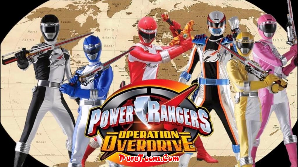 Power Rangers (Season 15) Operation Overdrive in Hindi Dubbed ALL Episodes FREE Download Mp4 & 3Gp