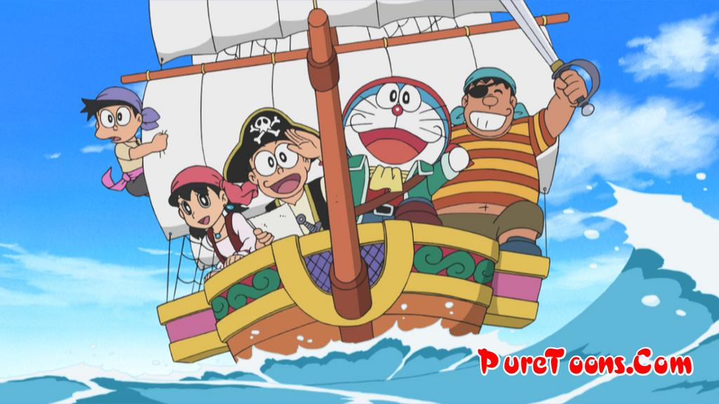 Doraemon in Nobita's Great Adventure to the South Seas in Hindi Dubbed Full Movie free Download Mp4 & 3Gp