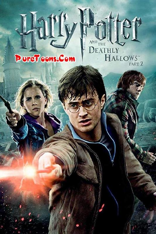Harry Potter and the Deathly Hallows: Part 2 (2011) in Hindi Dubbed Full Movie Free Download Mp4 & 3Gp