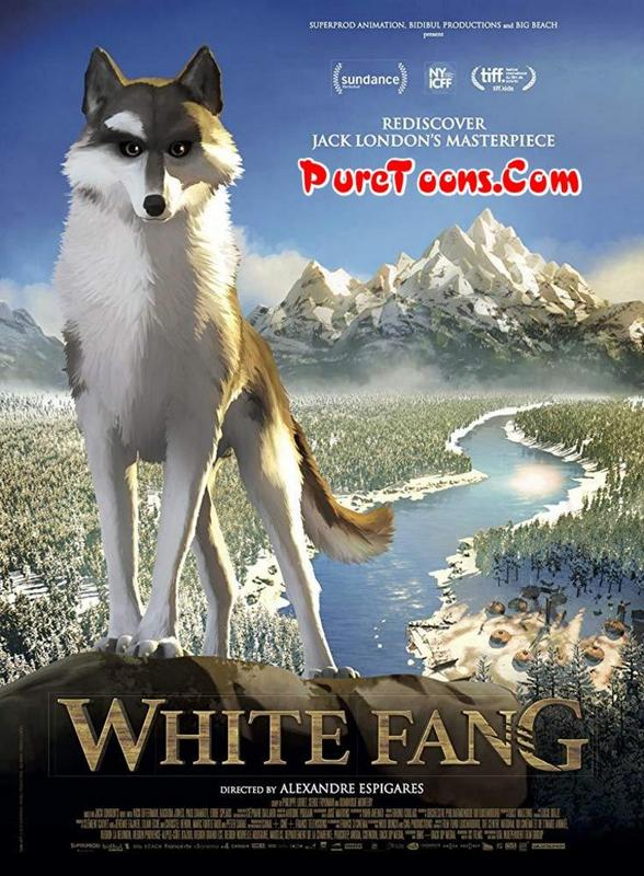 White Fang (2018) in Hindi Dubbed Full Movie Free Download Mp4 & 3Gp