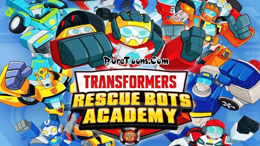 Transformers: Rescue Bots Academy in Hindi Dubbed ALL Episodes Free Download Mp4 & 3Gp