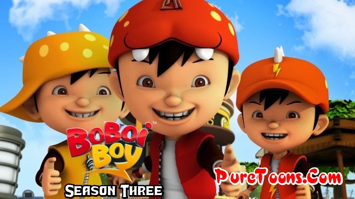 BoBoiBoy Season 3 in Hindi Dubbed ALL Episodes Free Download Mp4 & 3Gp