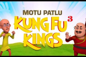 Motu Patlu In HongKong (Kungfu king 3) in Hindi Full Movie