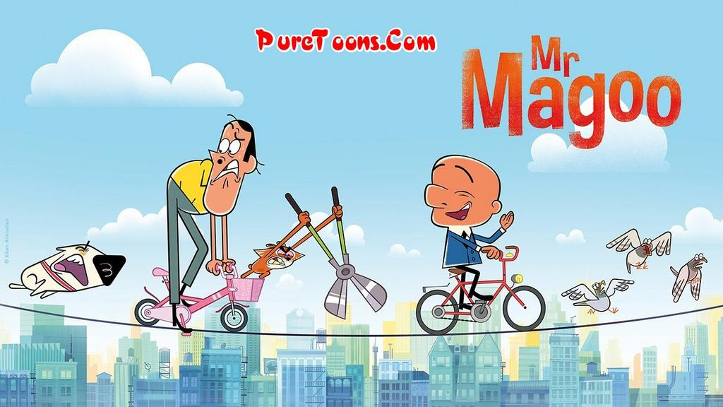 Mr Magoo (2019) in Hindi Dubbed ALL Episodes Free Download Mp4 & 3Gp