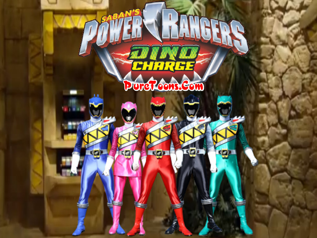 Power Rangers (Season 22) Dino Charge in Hindi Dubbed ALL Episodes free Download Mp4 & 3Gp