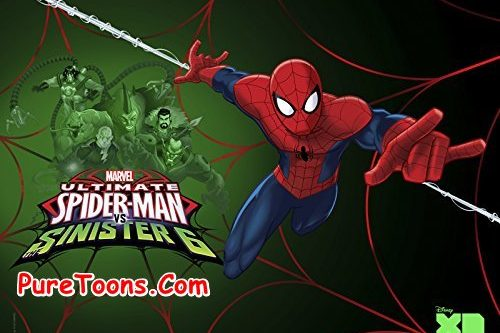 Ultimate Spider-Man vs. the Sinister 6 in Hindi Dubbed ALL Episodes free Download Mp4 & 3Gp