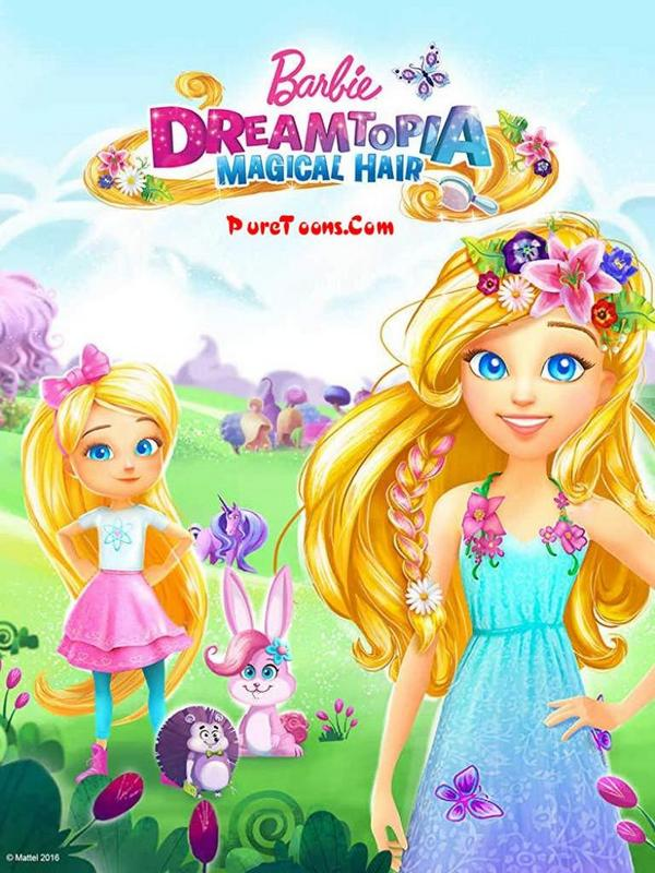 Barbie: Dreamtopia (TV Movie 2016) in Hindi Dubbed Free Download Mp4 & 3Gp