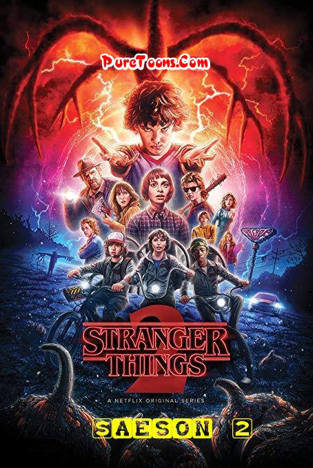 Stranger Things Season 2 in Hindi Dubbed ALL Episodes free Download  Mp4 & 3Gp