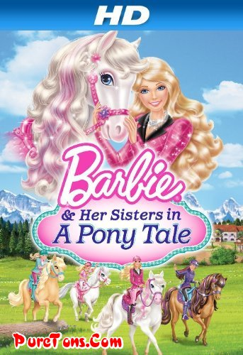 Barbie & Her Sisters in A Pony Tale (2013) in Hindi FULL Movie free Download Mp4 & 3Gp