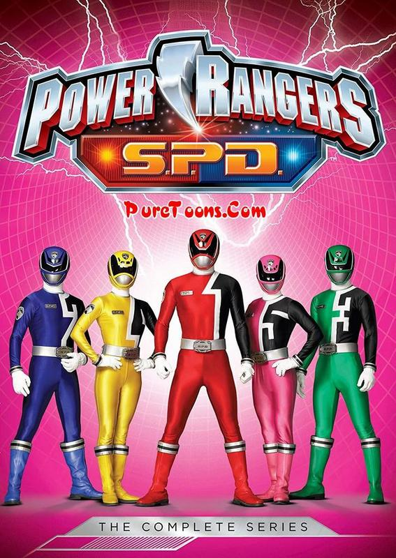 Power Rangers (Season 13) S.P.D in Hindi Dubbed ALL Episodes Free Download Mp4 & 3Gp