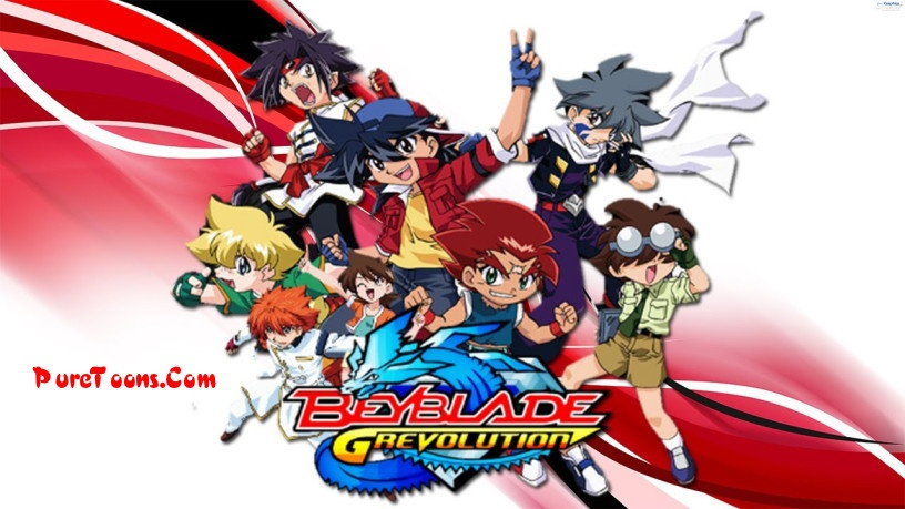 Beyblade Season 3 G-Revolution in Hindi Dubbed ALL Episodes Free Download Mp4 & 3Gp