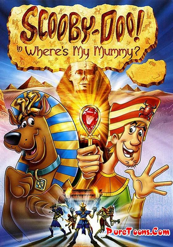 Scooby Doo in Where's My Mummy? in Hindi Dubbed FULL Movie free Download Mp4 & 3Gp