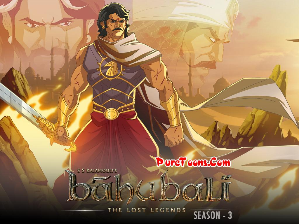 Baahubali: The Lost Legends Season 3 in Hindi ALL Episodes Free Download Mp4 & 3Gp