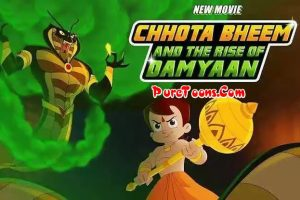Chhota Bheem And The Rise Of Damyaan in Hindi Full Movie Free Download