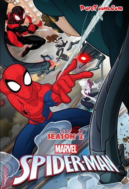 Marvel's Spider-Man Season 2 in Hindi Dubbed ALL Episodes Free Download Mp4 & 3Gp