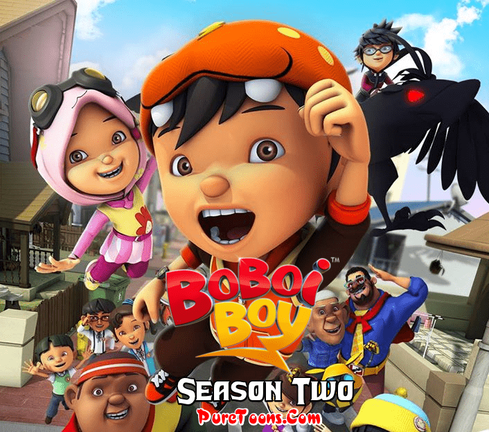 BoBoiBoy Season 2 in Hindi Dubbed ALL Episodes Free Download Mp4 & 3Gp