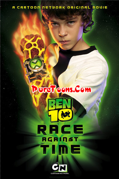 Ben 10: Race Against Time in Hindi Dubbed Full Movie Free Download Mp4 & 3Gp