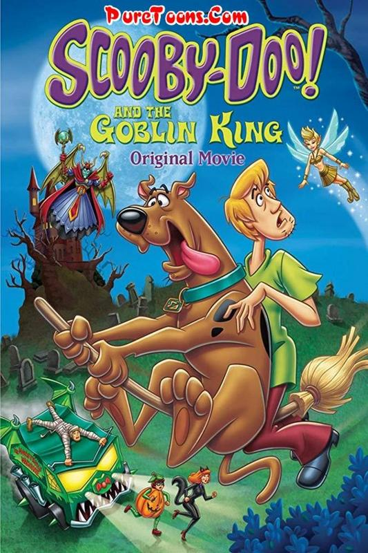 Scooby-Doo and the Goblin King in Hindi Dubbed Full Movie Free Download Mp4 & 3Gp