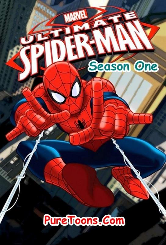 Ultimate Spider-Man Season 1 in Hindi Dubbed ALL Episodes free Download Mp4 & 3Gp