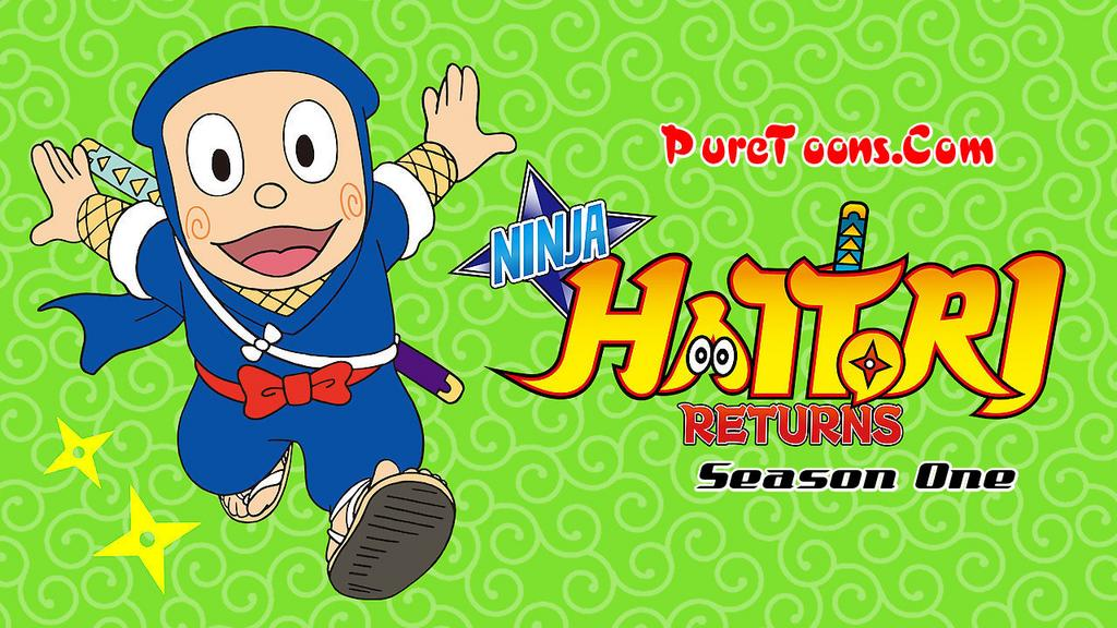 Ninja Hattori Returns Season 1 in Hindi Dubbed ALL Episodes Free Download Mp4 & 3Gp