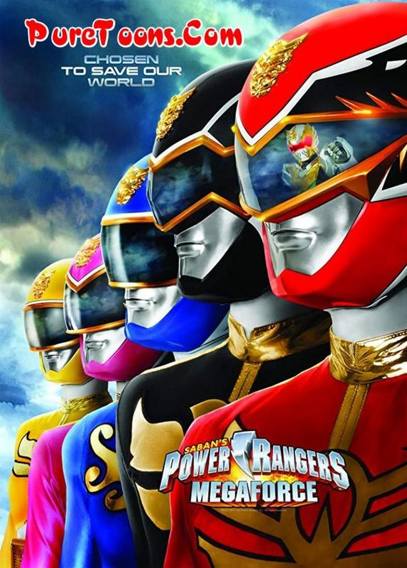 Power Rangers (Season 20) Megaforce in Hindi Dubbed ALL Episodes free Download Mp4 & 3Gp