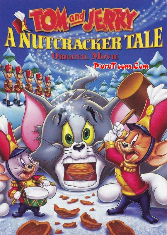 Tom and Jerry: A Nutcracker Tale in Hindi Dubbed FULL Movie free Download Mp4 & 3Gp