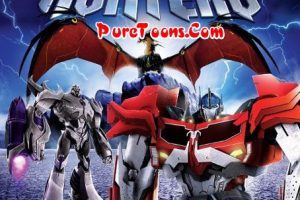 Transformers: Prime Season 3 in Hindi Dubbed ALL Episodes Free Download