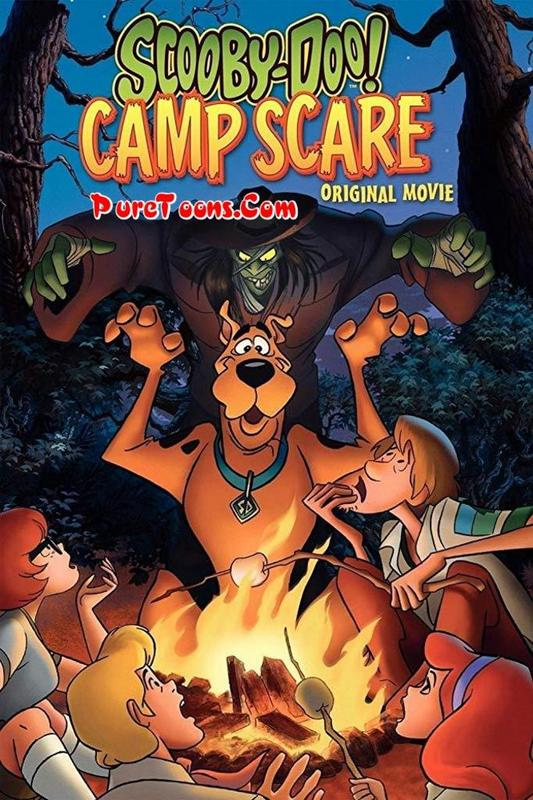 Scooby Doo Camp Scare in Hindi Dubbed Full Movie Free Download Mp4 & 3Gp