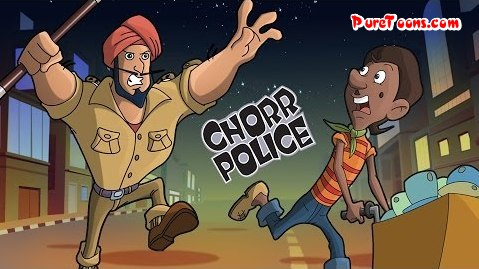 Chorr Police Season 1 English Dubbed ALL Episodes free Download Mp4 & 3Gp