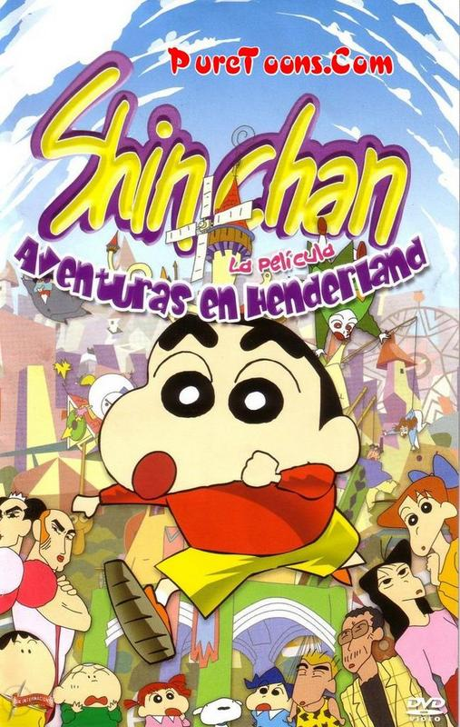Shin Chan Movie Adventures In Henderland in Hindi FULL Movie free Download Mp4 & 3Gp