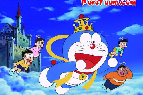 Doraemon The Movie Nobita in Jannat No.1 in Hindi Dubbed Full Movie free Download Mp4 & 3Gp