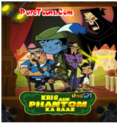 Roll no 21 Kris of Phantom ka razz in Hindi FULL Movie free Download Mp4 & 3Gp