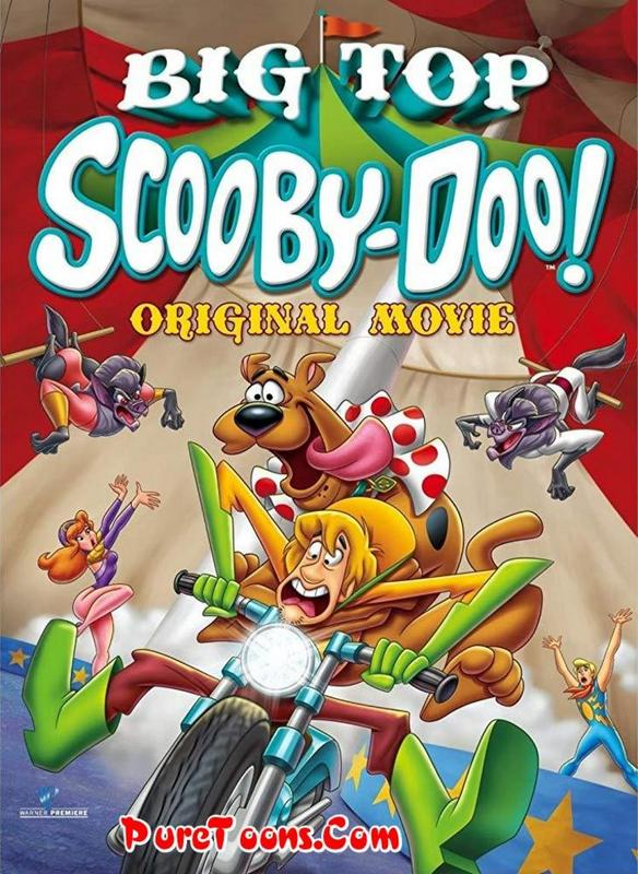 Big Top Scooby Doo in Hindi Dubbed Full Movie free Download Mp4 & 3Gp