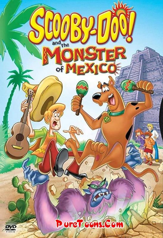 Scooby Doo and the Monster of Mexico in Hindi Dubbed FULL Movie free Download Mp4 & 3Gp